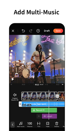 Video Editor & Video Maker - VivaVideo screenshot 6