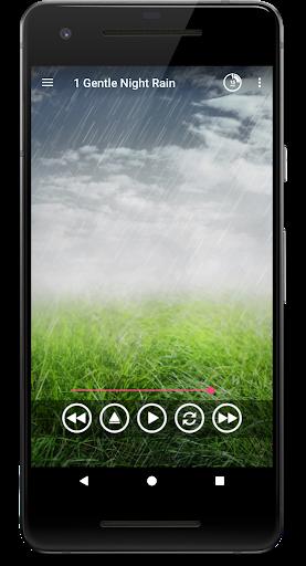 Rain Sounds - Sleep & Relax screenshot 1