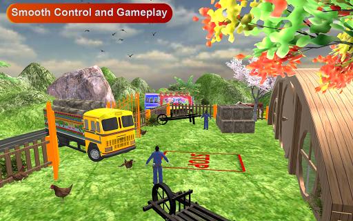 Indian Cargo Truck Driver : Truck Games screenshot 5