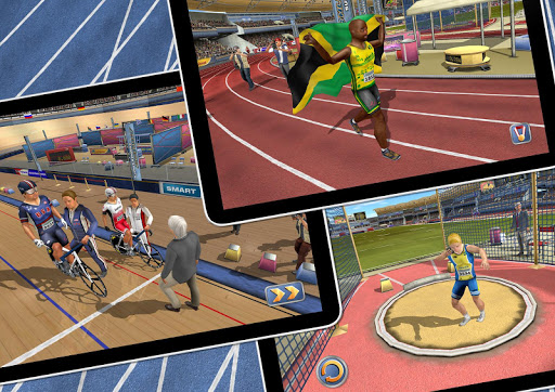 Athletics2: Summer Sports Free screenshot 7