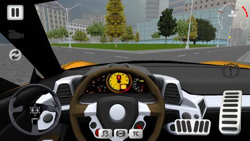 Sport Car Simulator screenshot 5