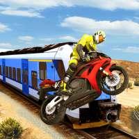EZ Drive - Train Racer - Train Surfer, Bike Race on 9Apps