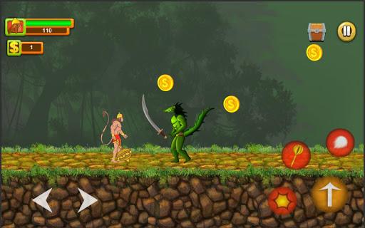 Hanuman Adventures Evolution 1 تصوير الشاشة