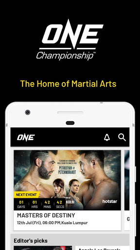 ONE Championship screenshot 3