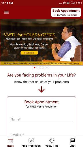 Saral Vaastu – Vastu Tips & Guide, Compass App screenshot 2