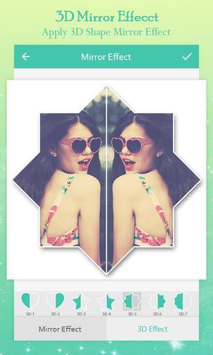 Mirror Photo - Image Editor screenshot 2