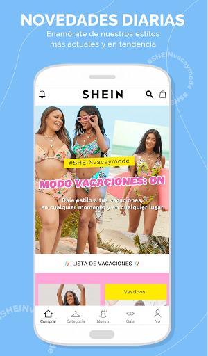 SHEIN - Las tendencias más calientes & de moda screenshot 3