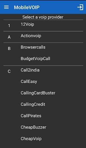 VoipCheap UK screenshot 2
