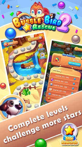 Bubble Bird Rescue 2 - Shoot! 13 تصوير الشاشة