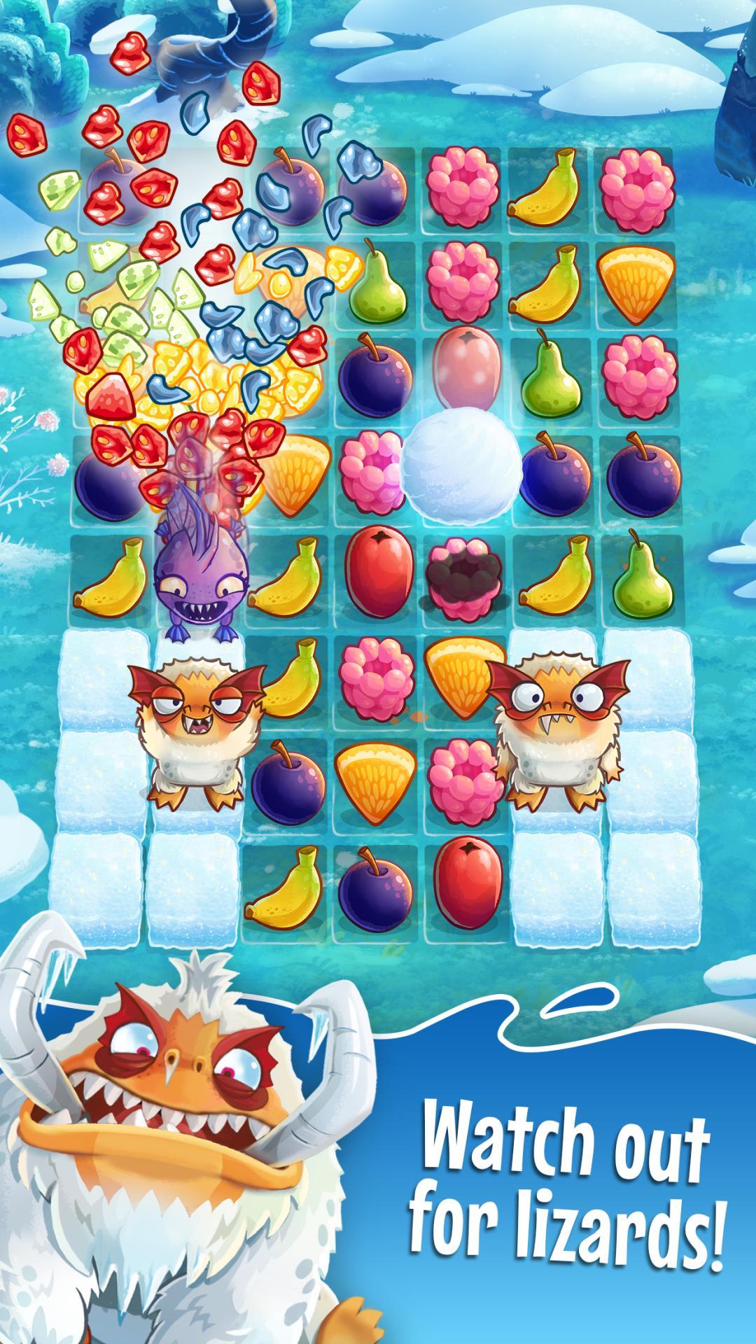 Fruit Nibblers 4 تصوير الشاشة