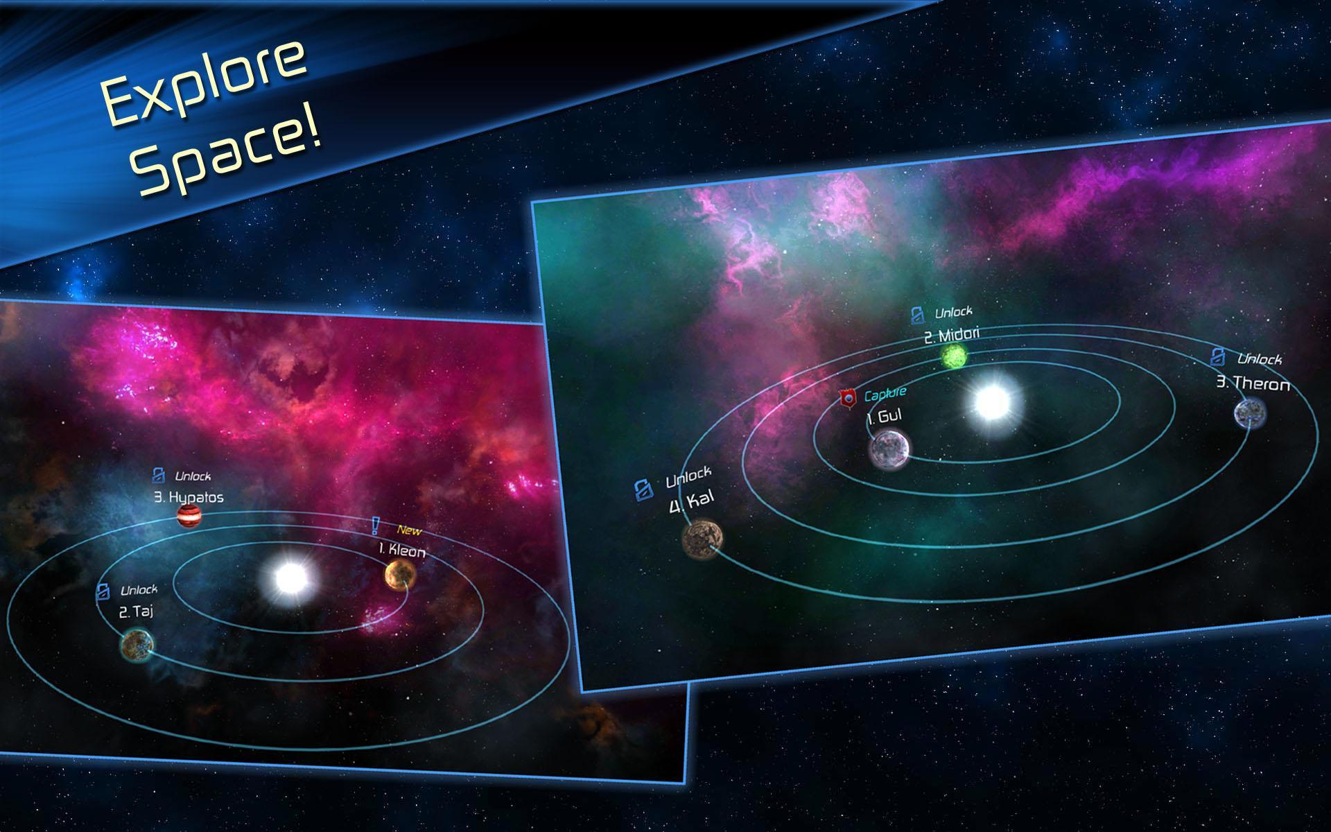 Interstellar Defense screenshot 8