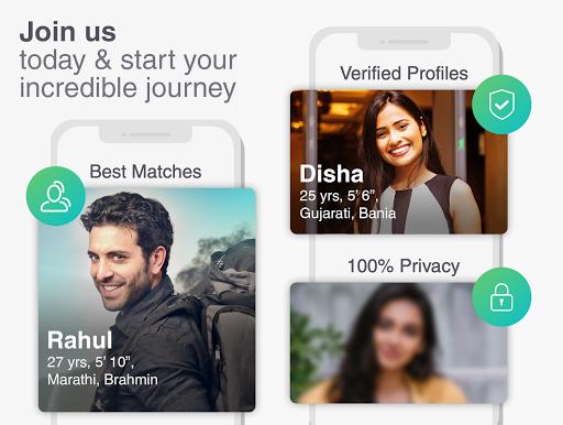 Shaadi.com® - Matrimony & Matchmaking App screenshot 5
