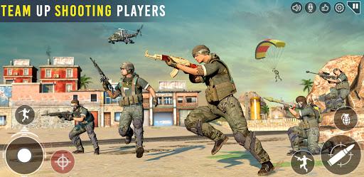 ألعاب حرب كوماندو: ألعاب مطلق النار الجديدة 2021 5 تصوير الشاشة