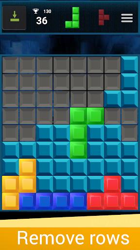 Quadris® - timeless puzzle screenshot 2
