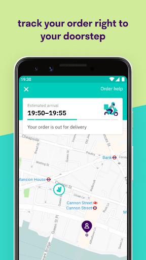 Deliveroo: Takeaway food screenshot 4