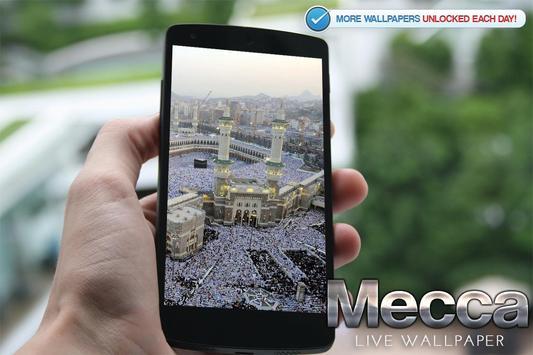 مكة المكرمة للجدران لايف 8 تصوير الشاشة