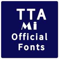 TTA Mi Official Myanmar Unicode Font on 9Apps