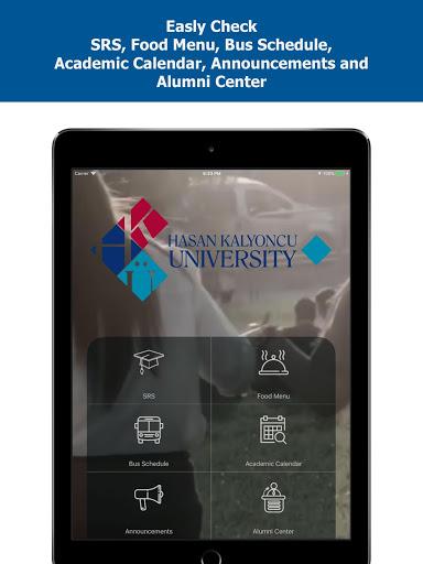 Hasan Kalyoncu University screenshot 4