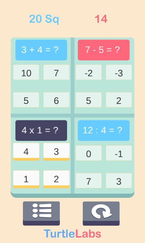 Math Challenge FREE screenshot 2