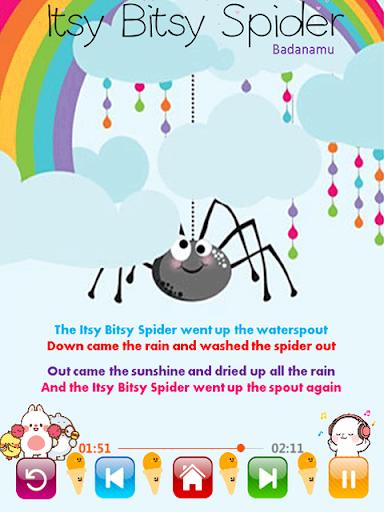 Kids Songs - Best Offline Nursery Rhymes screenshot 2