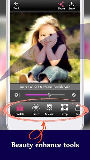 Beauty Smooth camera - Selfie & Photo Collage screenshot 6