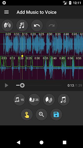 Add Music to Voice screenshot 5