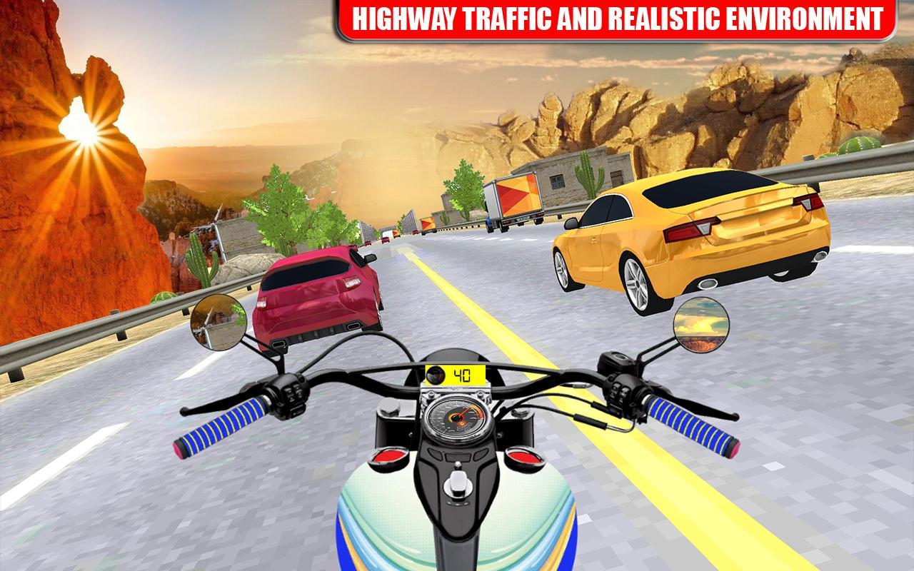 Super Bike Racing Rivals 3D screenshot 6