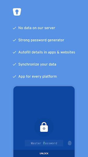 Enpass Password Manager screenshot 1