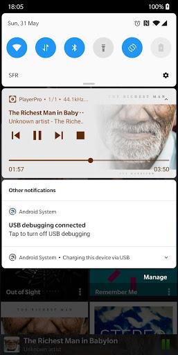 PlayerPro Music Player (Free) screenshot 7