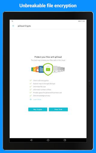 pCloud: Free Cloud Storage screenshot 11