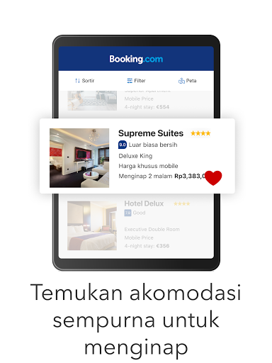 Booking.com Pemesanan Hotel screenshot 5