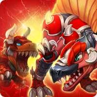 Dino War Spino VS Tyranno icon