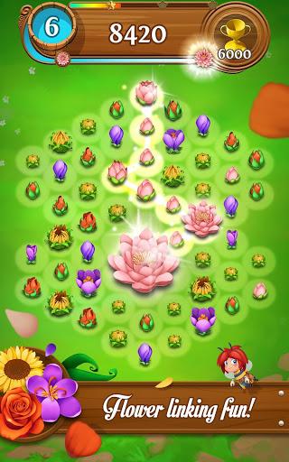 Blossom Blast Saga 13 تصوير الشاشة