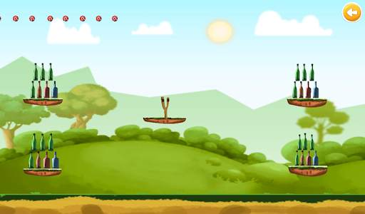Bottle Shooting Game screenshot 13