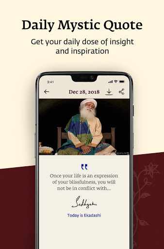 Sadhguru - Yoga, Meditation & Spirituality 7 تصوير الشاشة