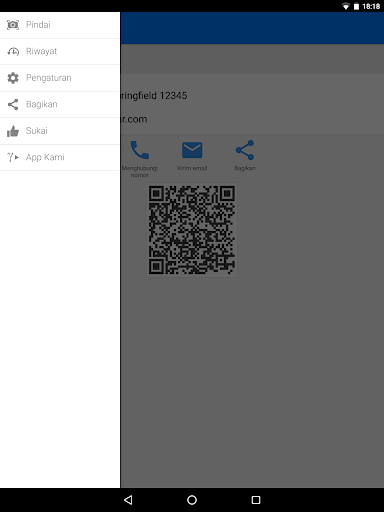 QR & Barcode Scanner screenshot 15