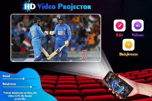 HD Video Projector Simulator screenshot 2