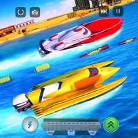 قارب الماء سباقات السرعة محاكي on 9Apps