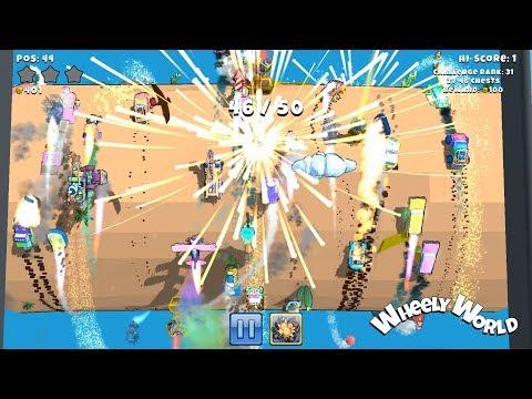 Wheely World screenshot 1