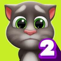 ikon My Talking Tom 2