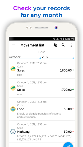 Daily Expenses 3: Personal finance screenshot 3