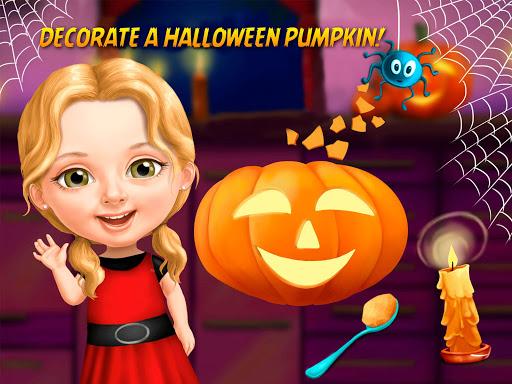 Sweet Baby Girl Halloween Fun screenshot 10