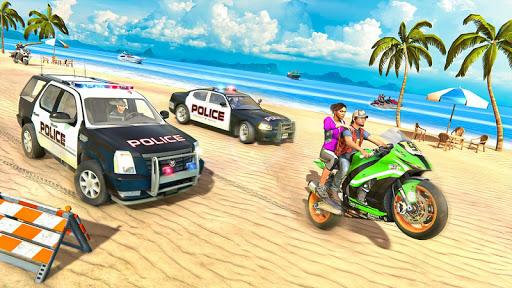 Theft Bike Drift Racing screenshot 2