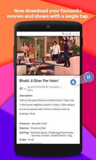 Tata Sky Mobile- Live TV, Movies, Sports, Recharge 5 تصوير الشاشة
