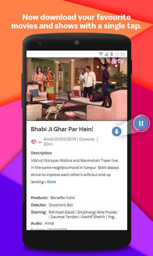Tata Sky Mobile- Live TV, Movies, Sports, Recharge screenshot 5