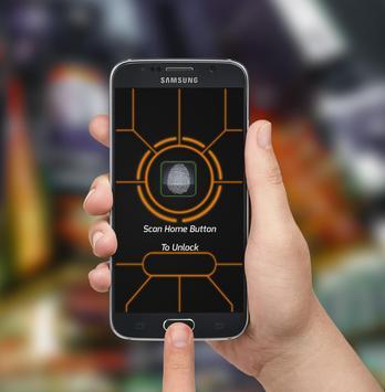 Real Home Button Fingerprint! - Prank Friend screenshot 3