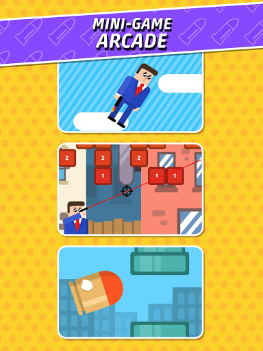 Mr Bullet - Spy Puzzles screenshot 11