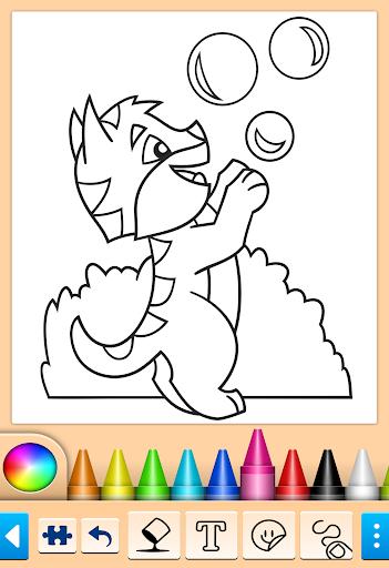 Painting and drawing game screenshot 8