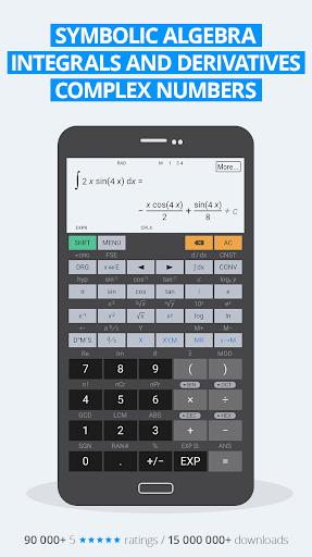 HiPER Scientific Calculator screenshot 4
