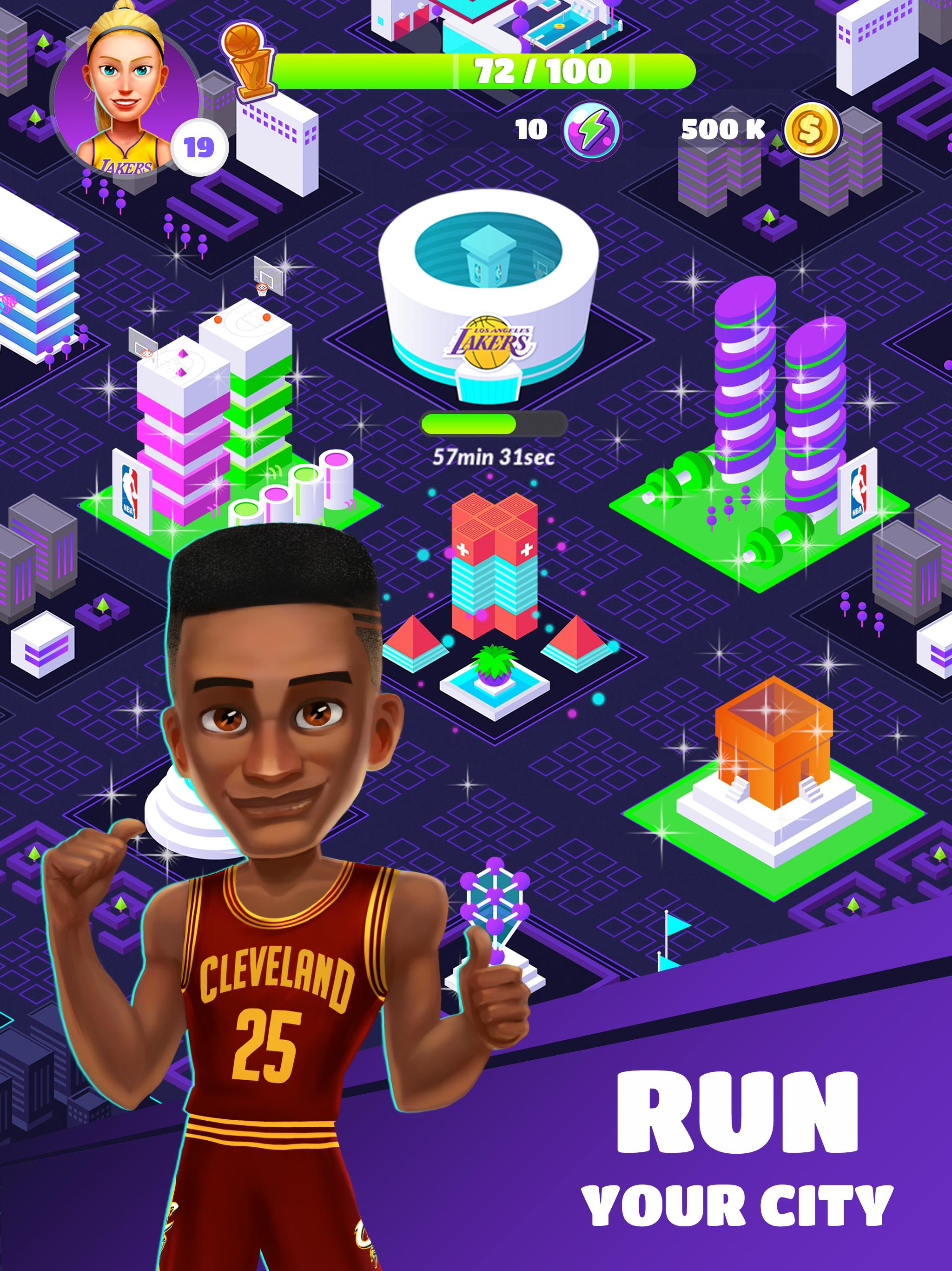 NBA Life 7 تصوير الشاشة